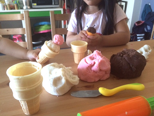 Playdoughicecream